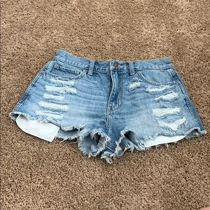 Hollister Vintage High Rise Short